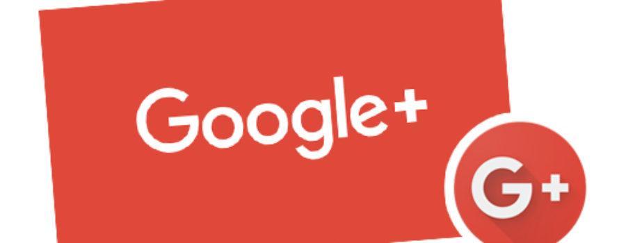 Os princípios básicos do Google+.